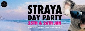 Straya DAY Party!