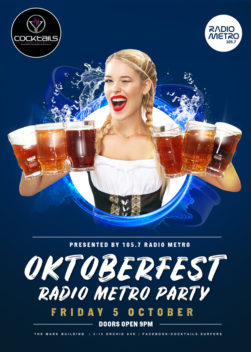Radio Metro Oktoberfest Party