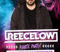 Schoolies Wednesday 28 Nov – Reece Low Pirate Party!