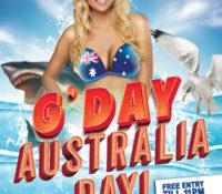 G'Day Australia Day!