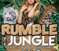 Rumble in the Jungle ft. ALLG