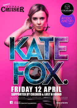 Girls Night Out with KATE FOX