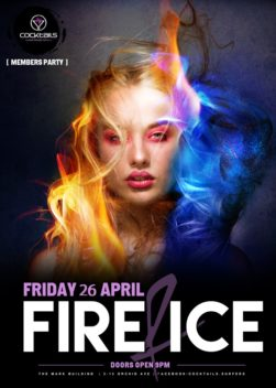 FIRE AND ICE MEBERS PARTY