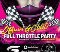 OFFICIAL GC600 FULL THROTTLE PARTY
