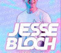 23 Nov – Schoolies Launch Party ft Jesse Bloch