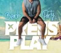 28 Nov – Schoolies Beach Party with Press Play