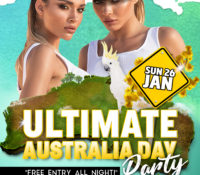 Ultimate Australia Day Party