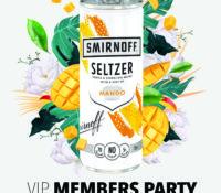Mango Seltzer VIP Member's Party!