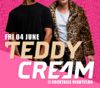 Teddy Cream @ Cocktails!