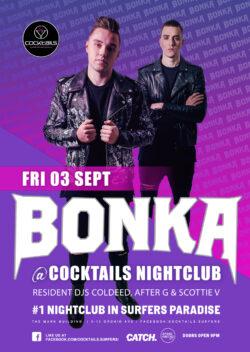 Bonka @ Cocktails!