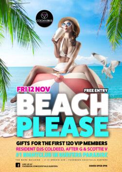 Beach Please! Summer Party